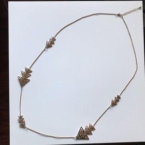 Jewelry - Geo Necklace